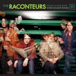 "The Raconteurs - Steady as She Goes b/w Store Bought Bones (7"") Third Man Records"