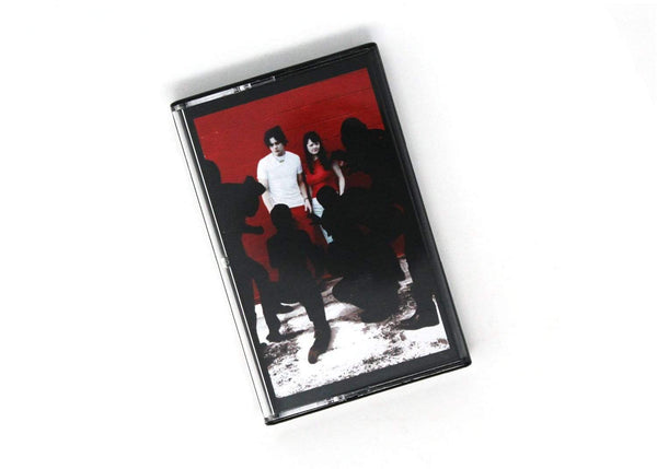 The White Stripes - White Blood Cells (Cassette - Red) Third Man Records