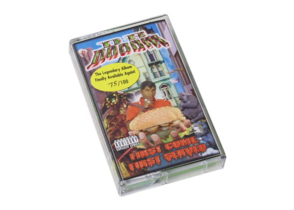 Dr. Dooom (Kool Keith) ‎- First Come, First Served (Cassette) Threshold Records