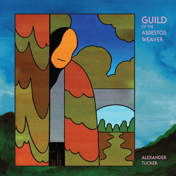 Alexander Tucker - Guild of the Asbestos Weaver (LP) Thrill Jockey Records
