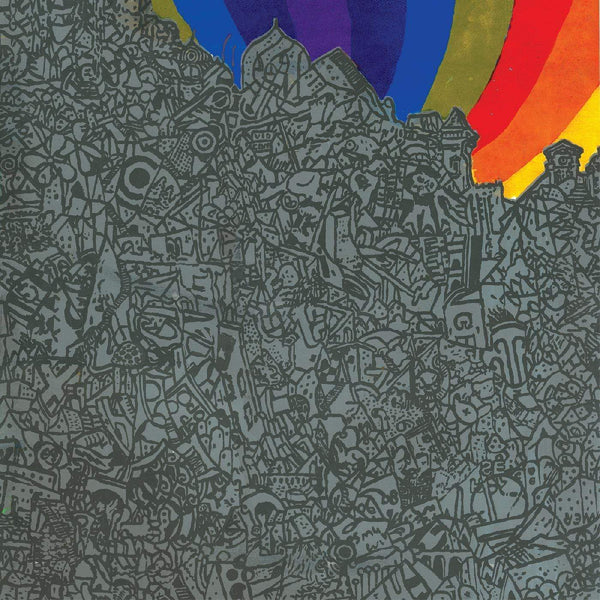 Lightning Bolt - Wonderful Rainbow (LP - Rainbow Vinyl + Download Card) Thrill Jockey Records