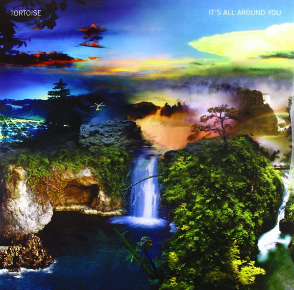 Tortoise - It's All Around You (LP + Download Card) Thrill Jockey Records