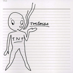 Tortoise - TNT (2xLP - Limited Clear/White Vinyl) Thrill Jockey Records