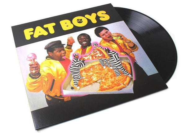 Fat Boys - Fat Boys (LP) Tin Pan Apple