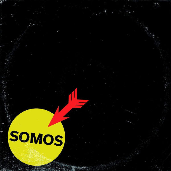 Somos - Prison On A Hill (LP - Black Vinyl) Tiny Engines