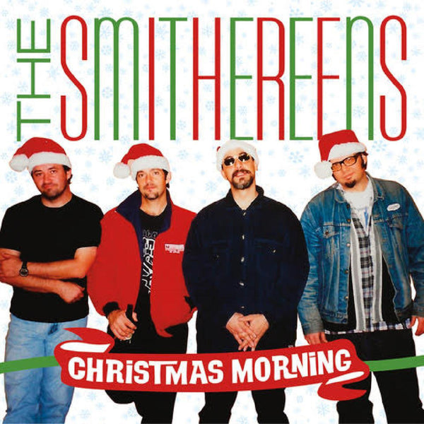 "The Smithereens - Christmas Morning / 'Twas The Night Before Christmas (7"" - RED VINYL) Tollie Records / Sunset Blvd. Records"