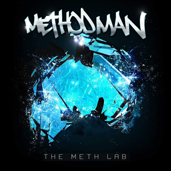 Method Man - The Meth Lab (CD) Tommy Boy