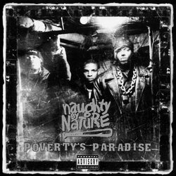 Naughty By Nature - Poverty's Paradise: 25th Anniversary Edition (2LP+7'' - Smoky Colored 180 Gram Vinyl + White 7'') Tommy Boy Music, LLC