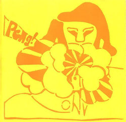 Stereolab - Peng! (LP - Clear Vinyl) Too Pure