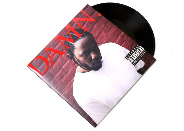 Kendrick Lamar - DAMN. (2xLP - 180 Gram Vinyl) Top Dawg Entertainment