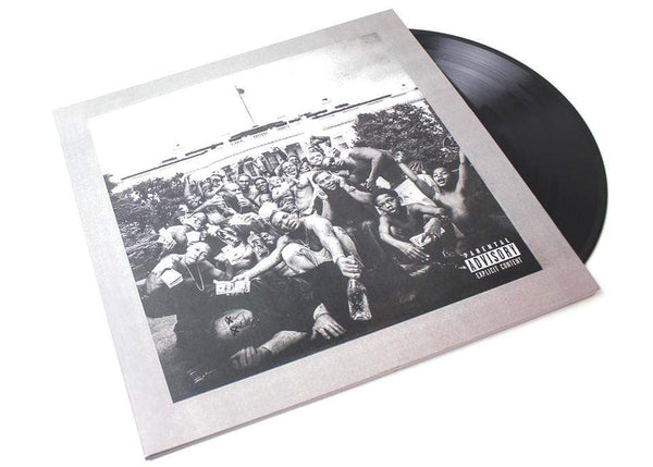Kendrick Lamar - To Pimp A Butterfly (2xLP) Top Dawg Entertainment