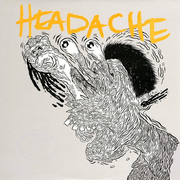 Big Black - Headache (LP) Touch and Go Records