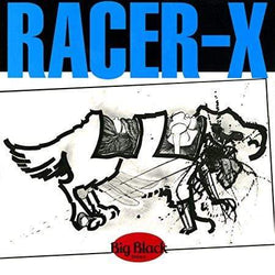 Big Black - Racer-X (LP) Touch and Go Records