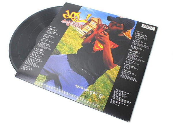 Del The Funky Homosapien ‎- No Need For Alarm (2xLP) Traffic Entertainment Group