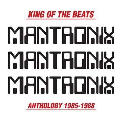 Mantronix - King Of The Beats: Anthology 1985-1988 (2xLP) Traffic Entertainment Group