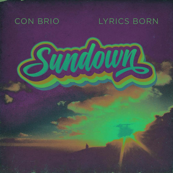 Con Brio & Lyrics Born - Sundown (Single)(Digital) Transistor Sound