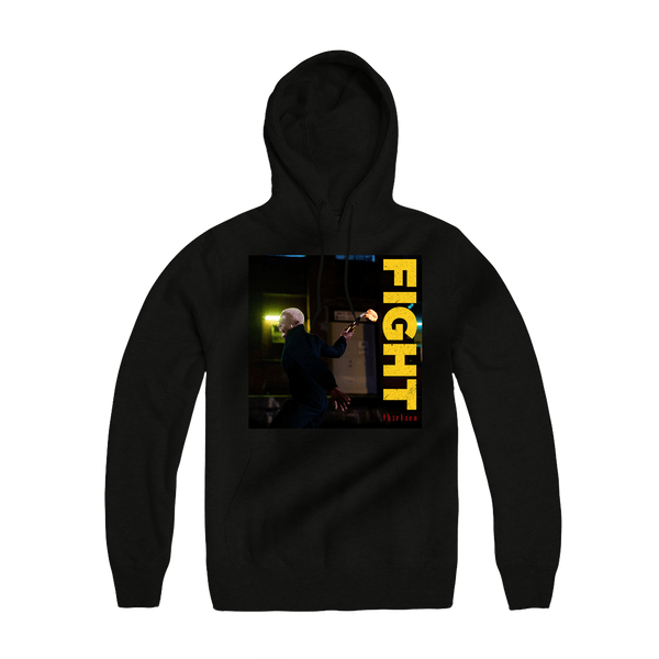 Pharaohe Monch - Fight! (Flame Hoodie) Trescadecaphobia Music