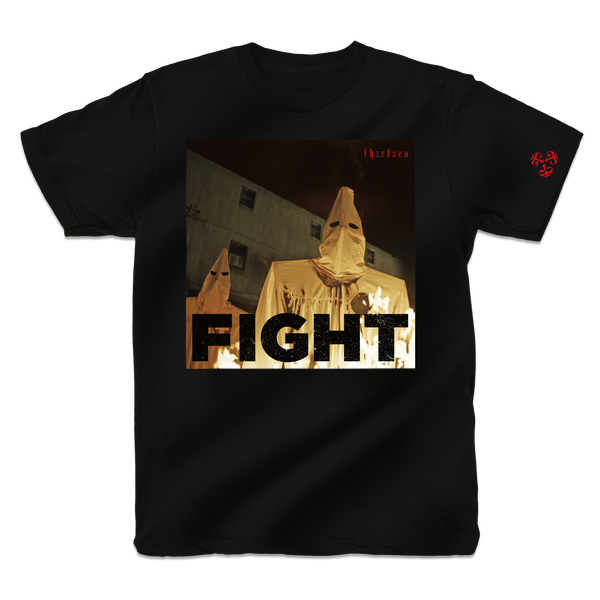 Pharaohe Monch - Fight! (Robe Shirt) Trescadecaphobia Music