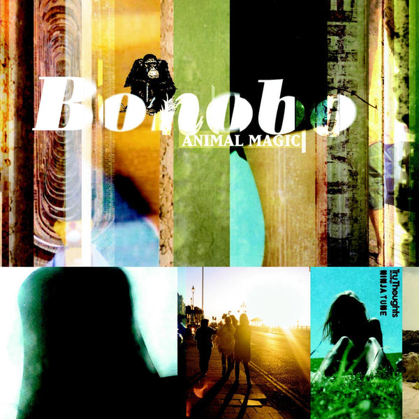 Bonobo - Animal Magic (2xLP - Yellow Vinyl) Tru Thoughts