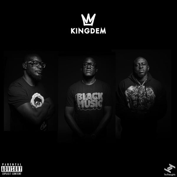 KINGDEM - THE KINGDEM EP (LP) Tru Thoughts