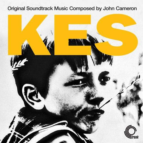 John Cameron - Kes: Original Soundtrack Music (LP) Trunk