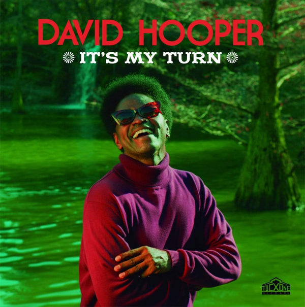 David Hooper - It's My Turn (LP) Tucxone Records