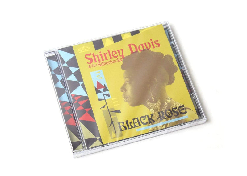 Shirley Davis & The Silverbacks - Black Rose (CD) Tucxone Records