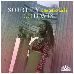 Shirley Davis & The Silverbacks - Wishes & Wants (CD) Tucxone Records
