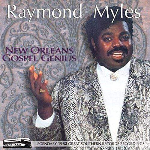 Raymond Myles - New Orleans Gospel Genius (LP) Tuff City Records