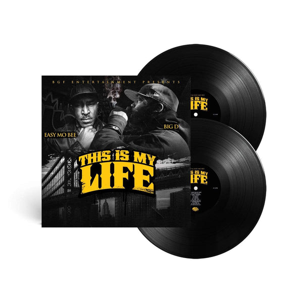 Big D & Easy Mo Bee - This Is My Life (2xLP) Tuff Kong Records