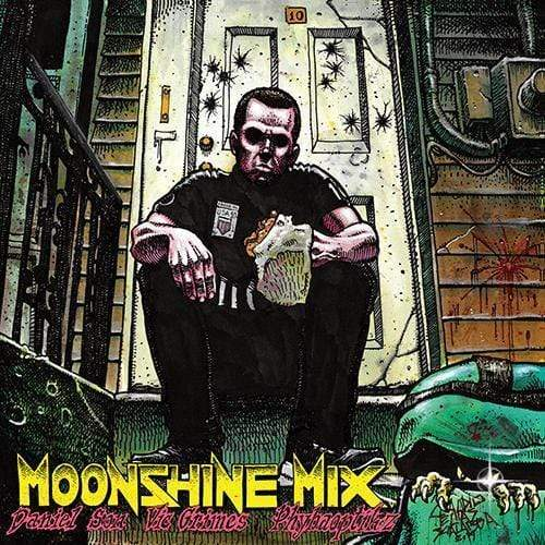 Daniel Son - Moonshine Mix (LP) Tuff Kong Records