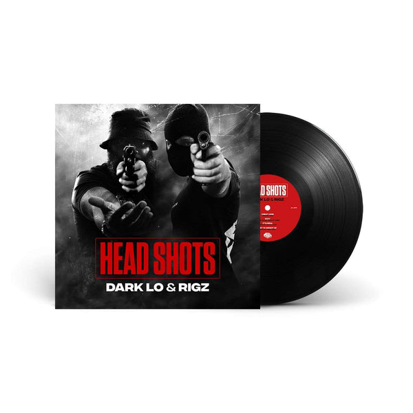 Dark Lo & Rigz - Head Shots (LP) Tuff Kong Records