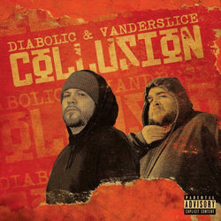 Diabolic & Vanderslice - Collusion (LP - Import) Tuff Kong Records