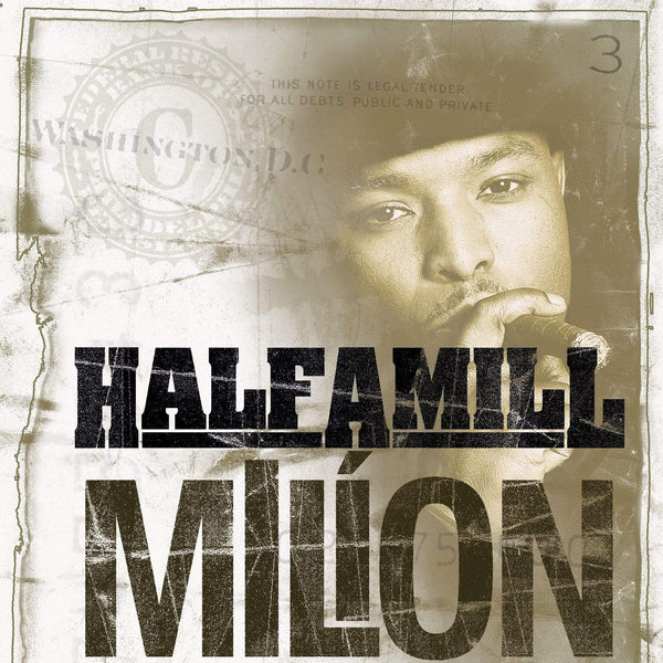 Half-A-Mill - Milíon (LP) Tuff Kong Records