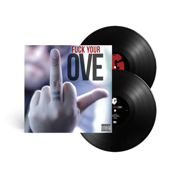 Nems - Fuck Your Love (2xLP) Tuff Kong Records