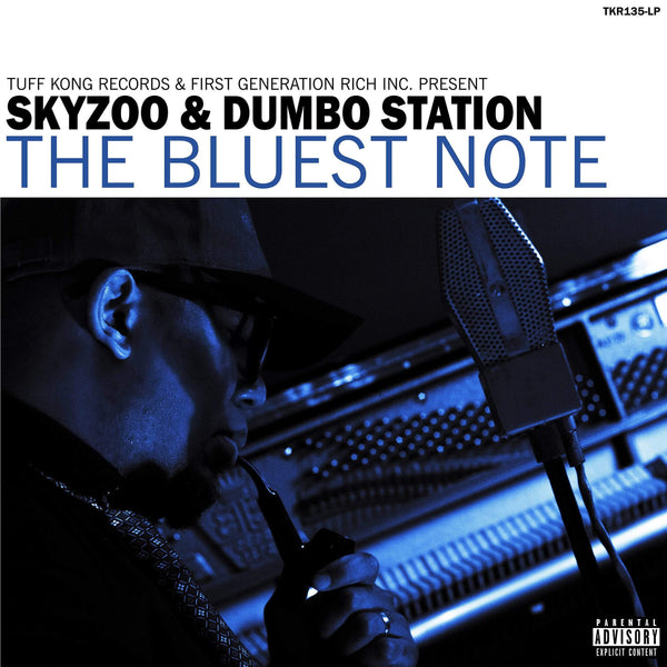 Skyzoo & Dumbo Station - The Bluest Note (LP) Tuff Kong Records
