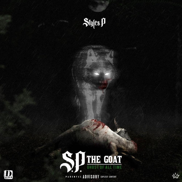Styles P - S.P. The GOAT: Ghost Of All Time (LP) Tuff Kong Records