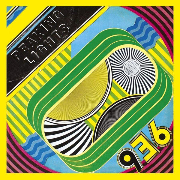 Peaking Lights - 936 (LP - 180g Vinyl + Exclusive Poster) Two Flowers Records
