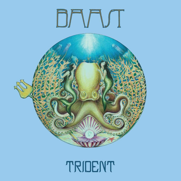 Baast - Trident (LP) Ubiquity Recordings