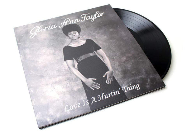 Gloria Ann Taylor - Love Is A Hurtin' Thing (LP - 180 Gram Vinyl) Ubiquity Recordings