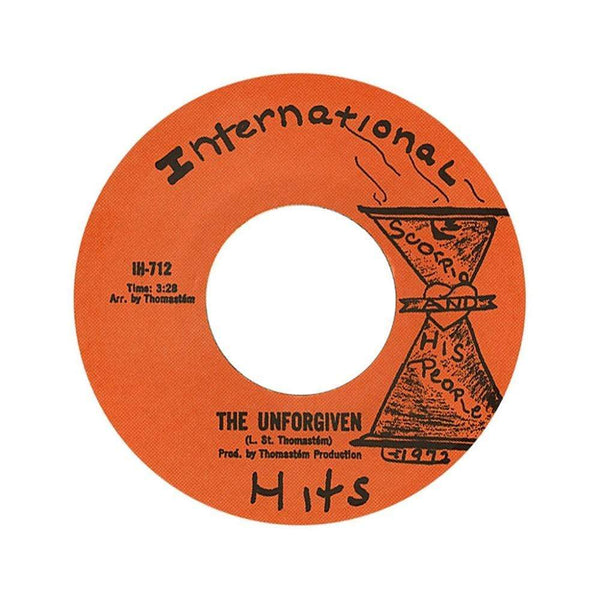 "Scorpio and His People - The Unforgiven b/w Theme from ""The Movietown Sound"" (7"") Ubiquity Recordings"