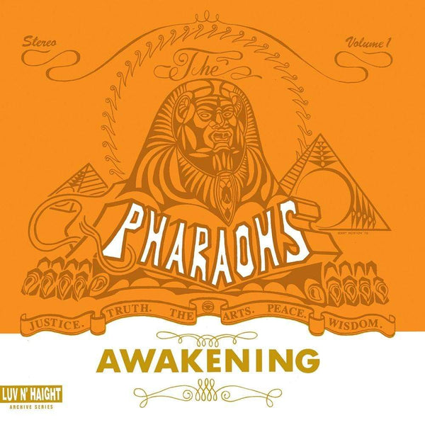 The Pharaohs - Awakening (LP) Ubiquity Recordings