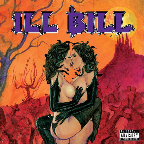 ILL BILL - La Bella Medusa (2xLP - Fat Beats Exclusive Glow In The Dark Vinyl) Uncle Howie Records
