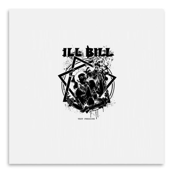 ILL BILL - Septagram (LP - Test Pressing) Uncle Howie Records