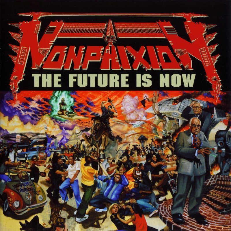 Non Phixion - The Future Is Now (Cassette) Uncle Howie Records