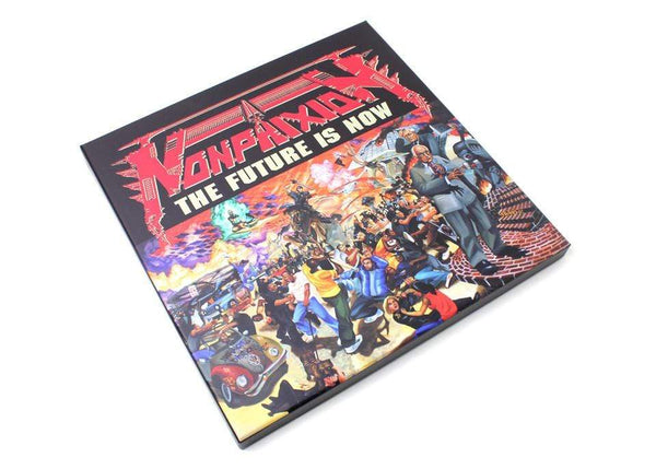 "Non Phixion - The Future Is Now: Ultimate Edition Box Set (3xLP - Glow-In-The-Dark Vinyl + Poster + Booklet + Bonus 7"") Uncle Howie Records"