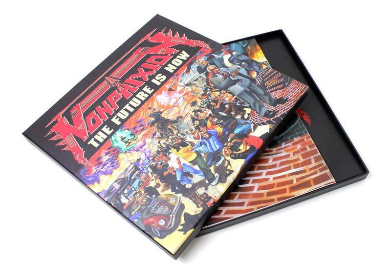"Non Phixion - The Future Is Now: Ultimate Edition Box Set (3xLP - Triple Haze Vinyl + Poster + Booklet + Bonus 7"") Uncle Howie Records"