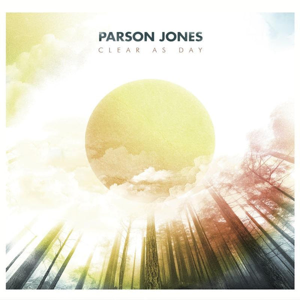 Parson Jones - Clear As Day (CD) Underdog Records