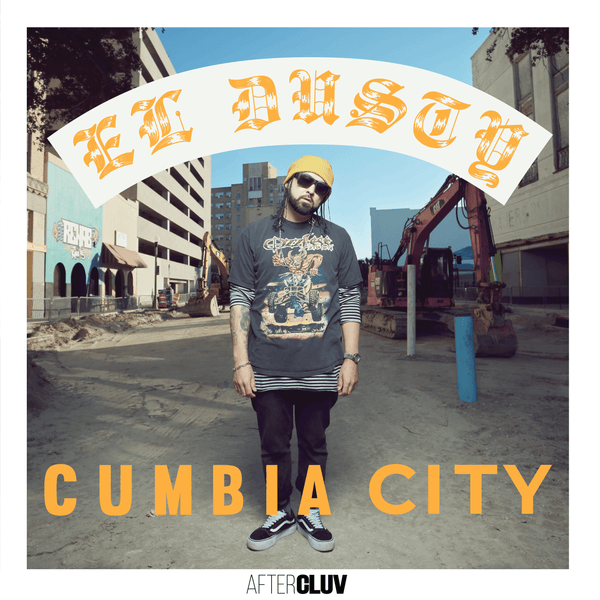 El Dusty - Cumbia City (LP) Universal Music Latino
