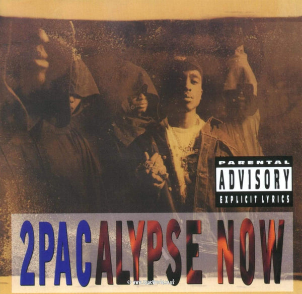 2Pac - 2Pacalypse Now (Cassette) Universal Records